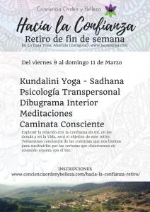 Retiro La CasaToya 9-11